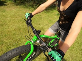 Fat bike ethic dilemma