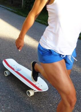 Jimmys Surfskate potkuttelu