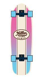 Miller 29 inch surfskate