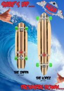 offshore longboard pintail