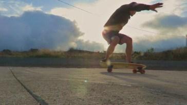 Surfskate cutback