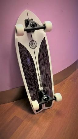Hydroponic surf skate classic modattu