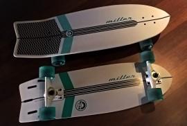 Miller Surf Skate Pablo Solar promodel