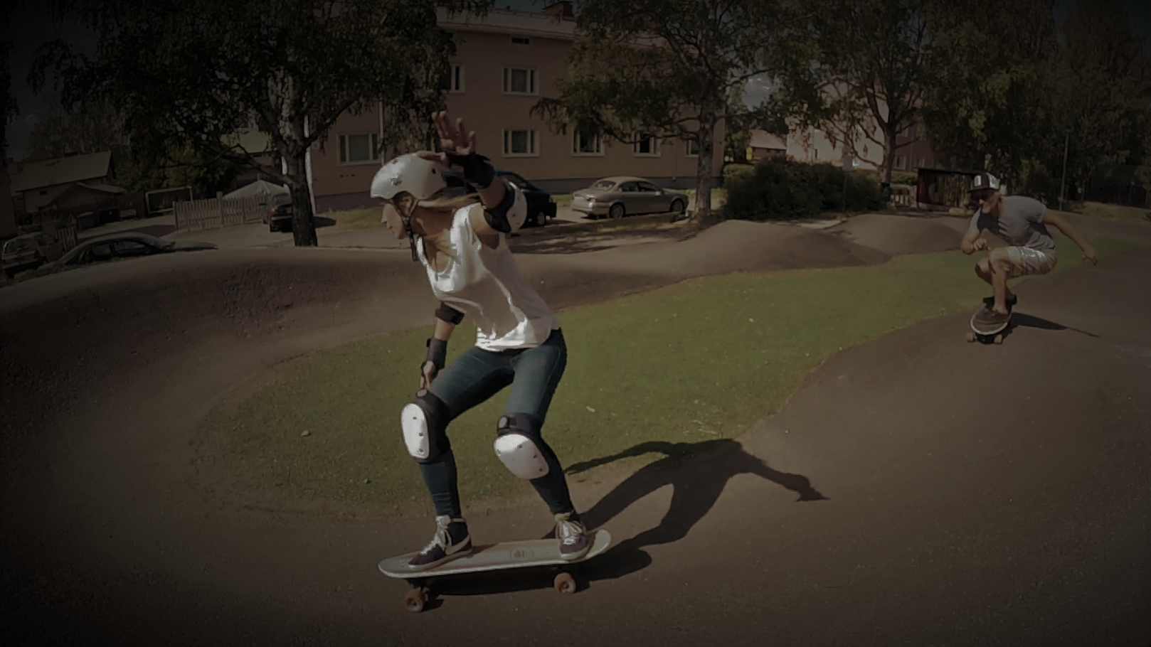 surfskate pumptrack