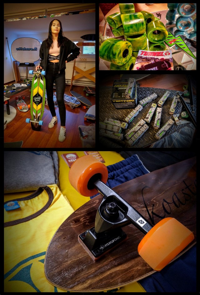 custom surfskate